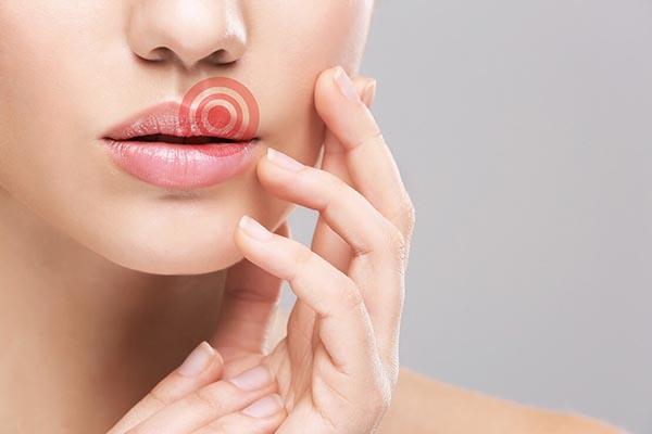 Как лечить простуду на губах