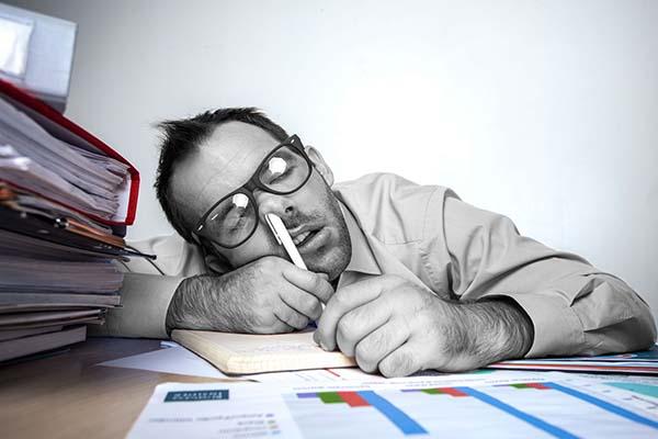 Как не уставать работая
