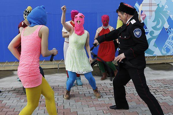 Pussy Riot — последствия